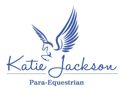 dressage logo with name