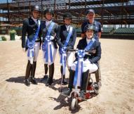 Tryon Test Event Team Photo
